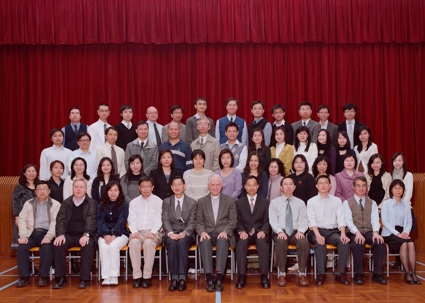 Teaching Staff (2008-2009)